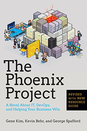 book - the phoenix project