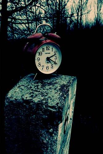 """Matter of Time"" by Krisztina Tordai"